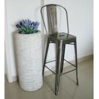 China Sturdy Xavier Pauchard Tolix Cafe Barstool With Durable Powder Coated wholesale