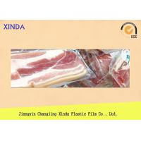 Heat Sealed Vacuum Pack Bags with Nylon PE Material CE / ROHS / FDA