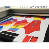 China Water Cooling Laser Cloth Cutting Machine , Laser Cutting Machine For Garments wholesale