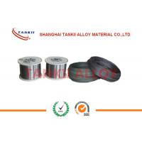 China 22 Awg Oxidized Surface Chromel Nisi / Alumel Bare Thermocouple Wire Without Insulation wholesale
