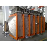 China Horizontal Electric Air Duct Heaters With Electric Heating Elements Protection wholesale