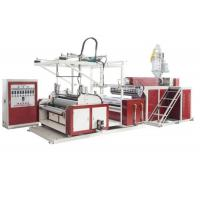 China Zhejiang Vinot Bargainor Stretch Film Machine to be customed  for Egypt with  Blue  Model No. SLW-600 wholesale
