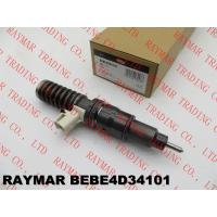 China DELPHI Genuine electric unit fuel injector BEBE4D34001, BEBE4D34101 for VOLVO D12 20847327, 20530081, 22172535 wholesale