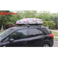 Quality Universal SUV / CRV Car Roof Boxes with ABS Plastic Colorful Printing for sale