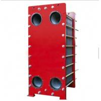 China SUS 306 / 316 Gasketed Plate Heat Exchanger Multipurpose Home Or Commerical Use wholesale