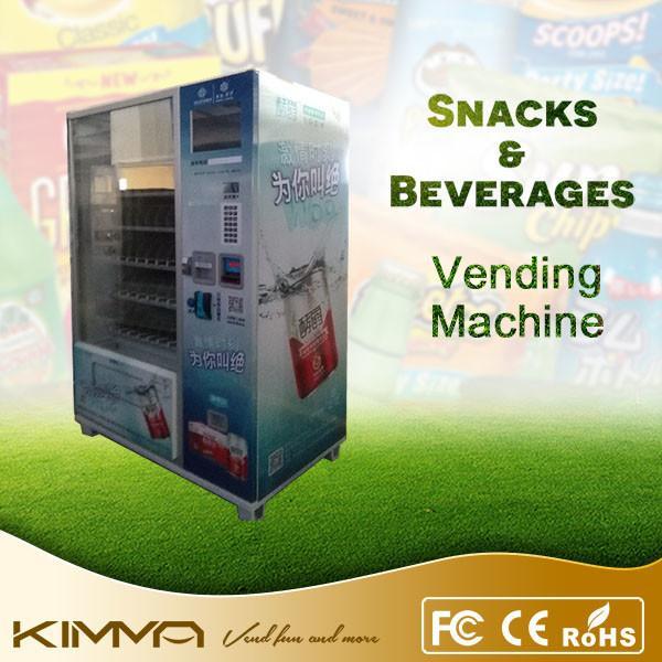snack vending machine rental