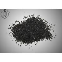 China Drinking Water Treatment Silver Impregnated Activated Carbon Black Granules wholesale