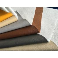 China Full Grain Cow Upholstery Genuine Leather Fabric Anti - Mildew For Furniture wholesale