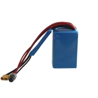 China 43.2V 5000mAh Portable 18650 Rechargeable Battery Pack wholesale