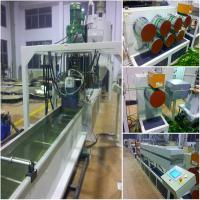 China 9 - 25mm Width PP / PET Strapping Band Production Line Compact Structure on sale