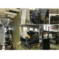 China Roll To Sheet Paper Reel Cutting Machine With Sub Knife System wholesale