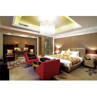 China Luxury Kingsize Hotel Bedroom Furniture Presidential Suite Silver Oil Decorate wholesale