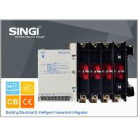 China GNQ2 Three Section  s Style 4p Pc Type Generator Auto Electric Transfer Switch wholesale