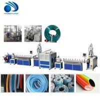 China Flexible PVC Water Garden Hose Pipe Making Machine High Speed Extrusion wholesale