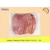 Eco Frozen Fish 3 Side Sealed Vacuum Pack Storage Bags With Exquisite Gravure Printing