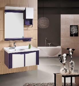 China Bathroom Cabinet / PVC Bathroom Cabinet (W-215) wholesale