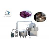 China Electric Continuous Vacuum Frying Machine Steam / Thermal Oil Heating EasyOperate wholesale