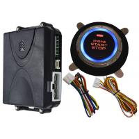 Diesel Engine Start Stop System : Automobile engine ignition button system remote start stop