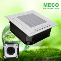 China Four Pipe Fan Coil Unit 2TR Cooling Capacity With Wireless Remote Modbus Optional wholesale