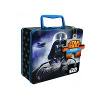 China Disney Star Wars Puzzle Tin with Handle wholesale
