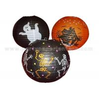 China Party Decoration Round Paper Lanterns wholesale
