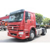 Buy cheap ZZ4187N3617A Prime Mover Truck Howo 4x2 Euro 2 371 hp tractor truck from wholesalers