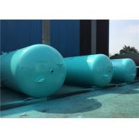 China Mechanical Emergency Carbon Steel Water Storage Tanks For Water Treatment Plant wholesale