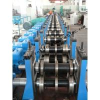 China Cold / Hot Rolled Quick Interchangeable C Z Purlins Rolling Forming Machine 1.5 - 3.0mm wholesale