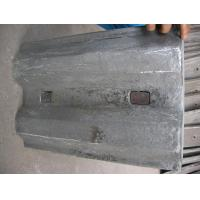 China Microstructure White Iron Metal Casting Supplies Mill Liners wholesale