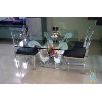 China clear acrylic room furniture wholesale