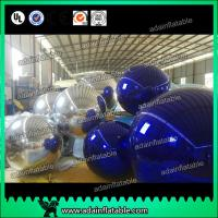 China Giant Glossy PVC Advertising Air Balloons , Customized Mirror Balloons wholesale
