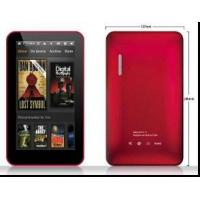 China 7-Inch Tablet PC WiFi Bluetooth Android 4.0 J707 Red or Black wholesale