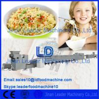 China Excellent quality capacity Instant noodles processing machine on sale