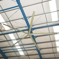 China Maintenance Free HVLS Ceiling Fans Big Airflow Large Industrial Fan wholesale