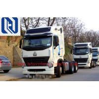 China Q345 Material Heavy Cargo Trucks For Transportation , Preparation And Charging Of Blasting Materials on sale