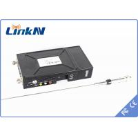 Buy cheap Law enforcement HD Wireless Transmitter , A/V DVB - T transmitter with 5h from wholesalers
