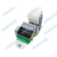 China All in one structure fast speed 80mm kiosk thermal printer for self sevice terminal wholesale