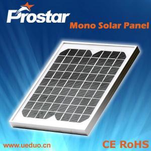 China 5 Watt Monocrystalline Solar Panels wholesale