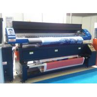 China Dx7 Printhead Dye Sublimation Printers For Fabrics / Dye Sublimation T Shirt Printer wholesale