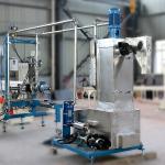 China Compound Granules PE Pellet Making Machine , 500Kg / H Underwater Pelletizing System wholesale