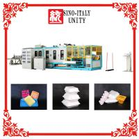 China high quality multi-function Ps fast food box machine wholesale