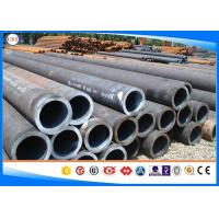 China DIN1626 1.0110 Mechanical Tube , carbon steel hydraulic tubing Black Color wholesale