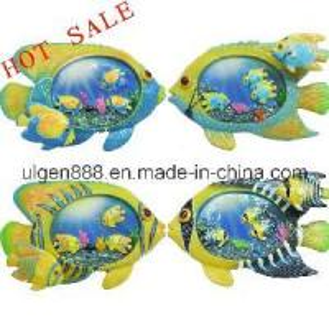 China Souvenir -Polyresin Fridge Magnet wholesale