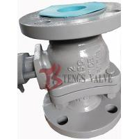 China Floating Soft Seated Ball Valve Side Entry 2PC Split Body 150LB - 600LB on sale
