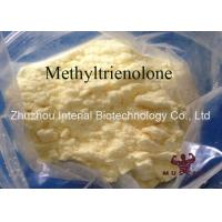 China Methyltrienolone Weight Loss Steroids , Strongest Steroid For Strength CAS 965-93-5 wholesale