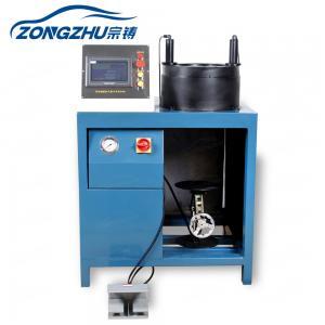 China High Pressure Hydraulic Hose Crimping Machine Air Suspension 450V 220V 380V wholesale
