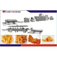 China Fully Automatic Doritos Chips Machine , Tortilla Chips Machine on sale