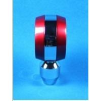 China Moderate Red / Black Racing Gear Knob , 5 Speed Gear Shifter Knobs wholesale