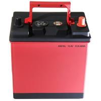 China Smooth Lifepo4 Car Battery Pack , 40Ah CCA 600A BMS Startup Lithium Iron Phosphate Battery wholesale