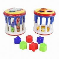 China Baby's Column Blocks Toy, Increase Understanding, Development, Instructive and Interesting for Kids wholesale